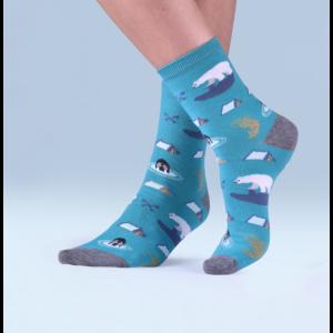 Arctic colorful socks