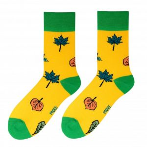 Autumn socks design 1