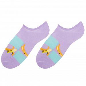Bananas socks design 1