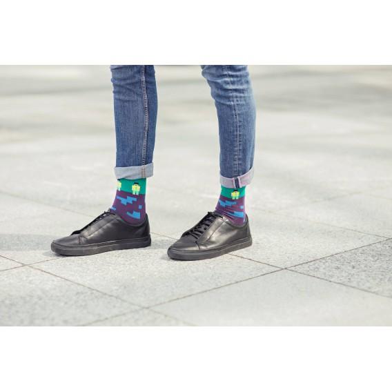 Brick - men's socks