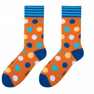 Circles socks design 1