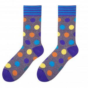 Circles socks design 2