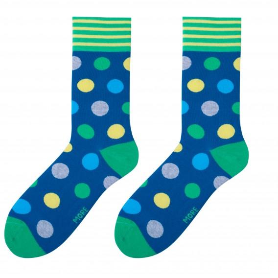 Circles socks design 3