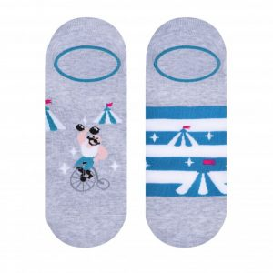 Circus socks design
