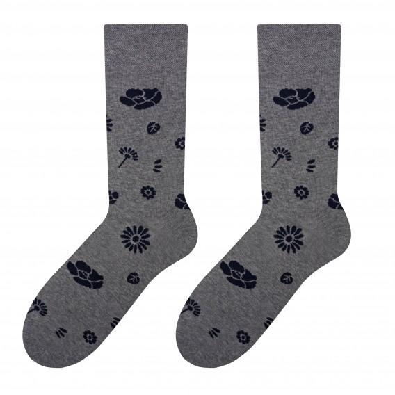 Meadow - men's socks design 1