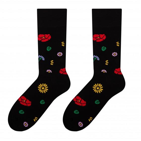 Meadow - men's socks design 2