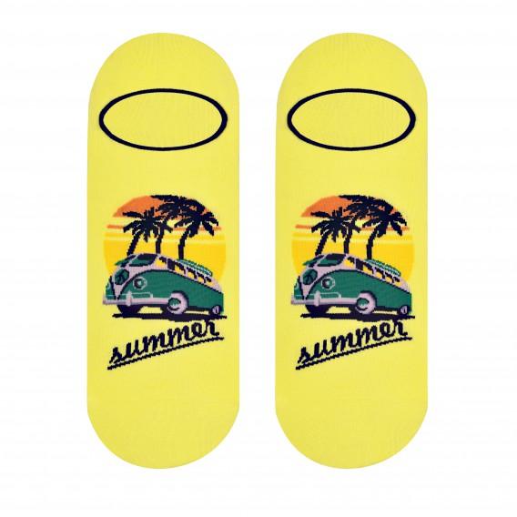 Miami socks design 3