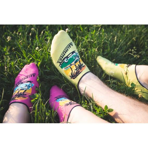 Miami socks design