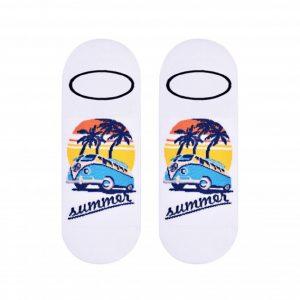 Miami style socks