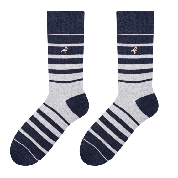 Monday - men's socks design 2