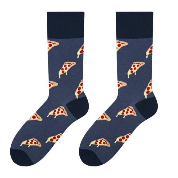 bdee22d9a1a7 PIZZA - COLORFUL MEN'S SOCKS | MORE Fashion Socks Online Store