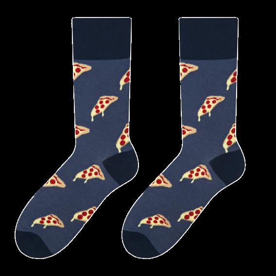 PIZZA - COLORFUL MEN'S SOCKS   MORE Fashion Socks Online Store