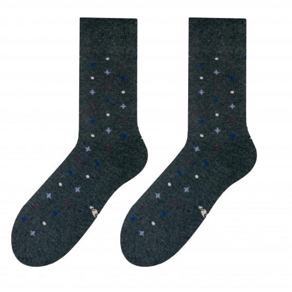 Sky socks design 3
