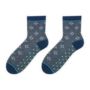 Sparks colorful socks design 2