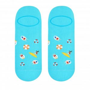 Swimmer socks design 1