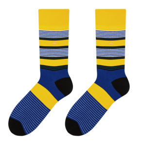 Tuesday - men's socks design 1