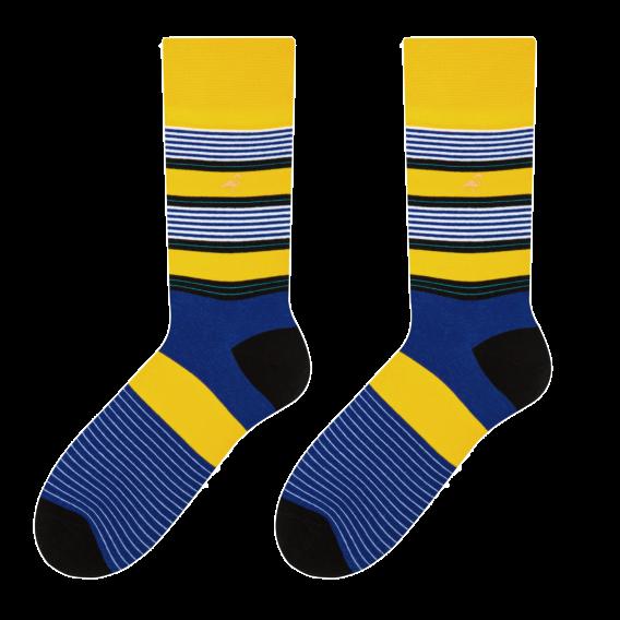 Tuesday - men's socks design 1