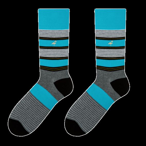 Tuesday - men's socks design 3